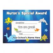 Hospital Certificate Design 3