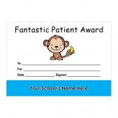 Hospital Certificate Design 4