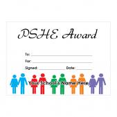 PSHE Certificate Set 2