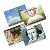 English Praise Postcards