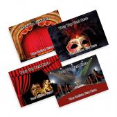 Drama Praise Postcards