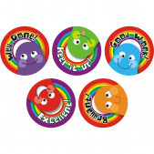 Rainbow Reward Stickers
