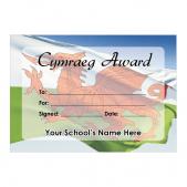 Welsh Certificate Set 1