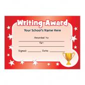 Literacy Certificate Set 2
