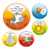 Toilet Training Reward Stickers
