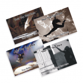 Dance Praise Postcards