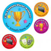 Oscar Winner Reward Stickers