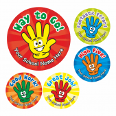 High Five Stickers