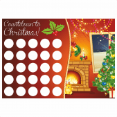 Advent Calendar Reward Chart and Stickers