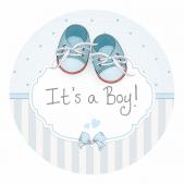 It's a Boy! Stickers