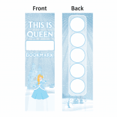 Ice Kingdom Sticker Collection Bookmarks