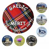 Gaelic Snapshot Reward Stickers