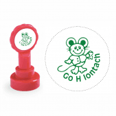 Xclamation Go H Iontach Stamp