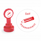 Xclamation Self Assessment Stamp