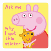 Peppa Pig Award Stickers
