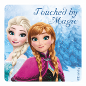 Frozen Award Stickers