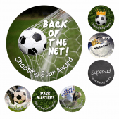 Football Reward Stickers