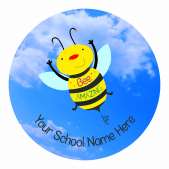 Unbelievable Buzzy Bee Stickers