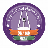 Drama Banner Reward Stickers