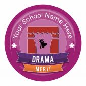 Drama Banner Reward Stickers