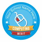 Computing Banner Reward Stickers