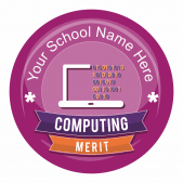 Computing Banner Reward Stickers