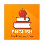 English Academic Rewards Stickers
