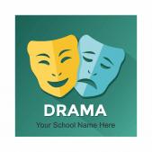 Drama Academic Reward Stickers