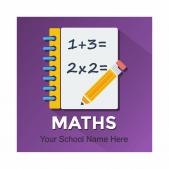 Maths Academic Reward Stickers
