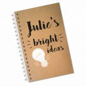 Bright Ideas Notebook