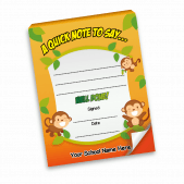 A quick note to say Monkey Notepad