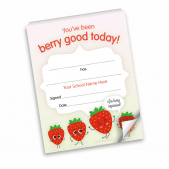 You've been berry good today Notepad