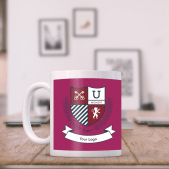 Name, Address and Logo Mug