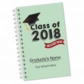 Personalised Class of Message Book