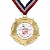 Graduates Congratulations Gold Medals