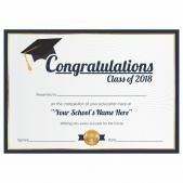 Congratulations Class of Certificate