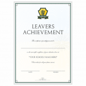Logo Leavers Achievement Certificate