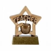 Teacher Mini Star Trophy