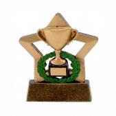 Gold Trophy Mini Star Trophy