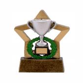 Silver Trophy Mini Star Trophy