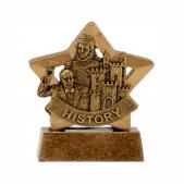 History Mini Star Trophy