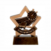 Swimming Mini Star Trophy