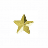 Gold Star Badge