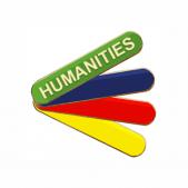 Humanities Pin Badge - Bar
