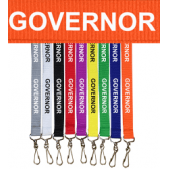 Governor Lanyards For Schools