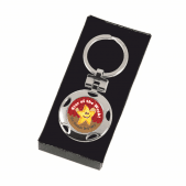 Personalised Keyring - Star of the Week Design