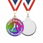 Science Custom Medals and Ribbons