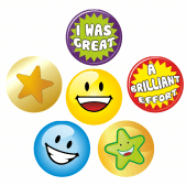 NQT Bumper Pack - Mini Praise Stickers