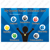 Sports Value Collection Cards