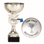 Silver Cup Trophy - Silver Cup Design